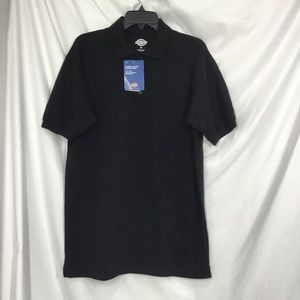 Dickies Young Adult Short Sleeve Pique Polo Shirt